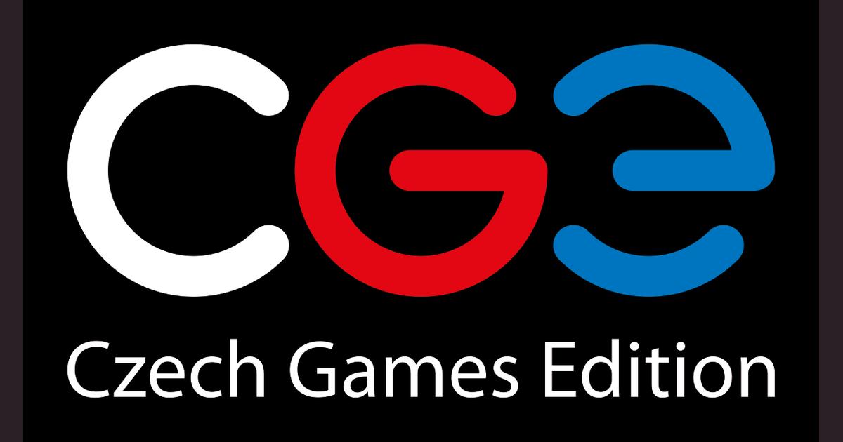 Logo Czech Games Edition